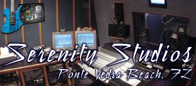 Serenity Studios: Where musical Enthusiasts Create