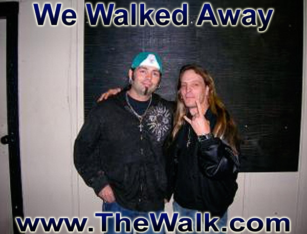 We Walked Away by The Walk